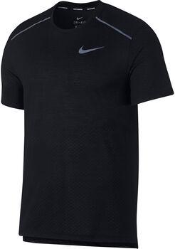 Nike Breathe Rise 365 T-Shirt Herren schwarz