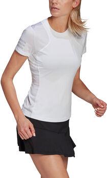 adidas Club T-Shirt Damen weiß
