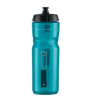 GENESIS Promo Trinkflasche Kunststoff blau