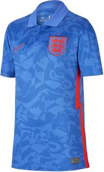 Nike England 20/21 Auswärtstrikot blau