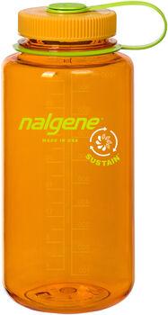 Nalgene Sustain WM 32oz Trinkflasche orange