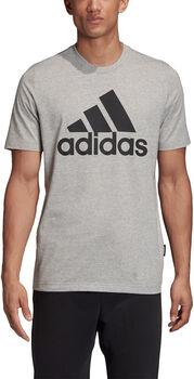 adidas Must Haves Badge of Sport T-Shirt Herren grau