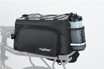 Cytec CarryMore Gepäckträgertasche schwarz