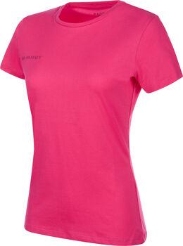 MAMMUT Seile T-Shirt Damen pink