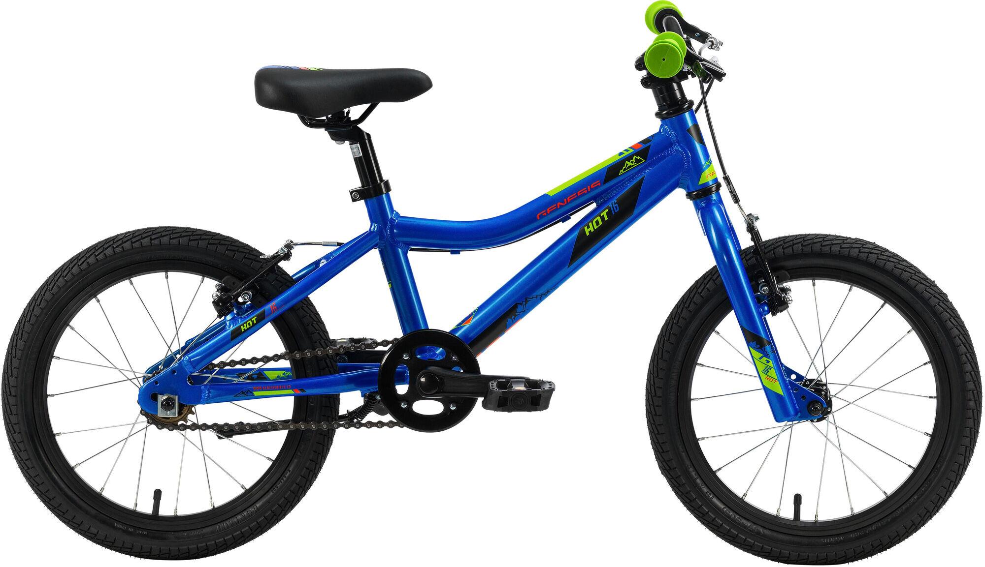 MX 14 Fahrrad 14 · orange · Kinder » GENESIS® | INTERSPORT