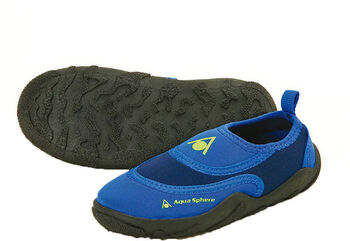 Aqua Sphere Beachwalker Schwimmschuhe blau