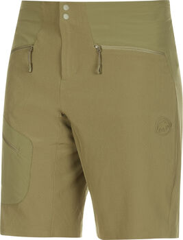 MAMMUT Sertig Shorts  Herren grün