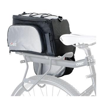 Cytec CarryMore Gepäckträgertasche weiß