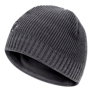 MAMMUT Mütze Sublime grau