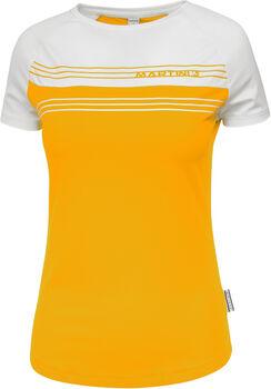 MARTINI Enjoy Life T-Shirt Damen gelb