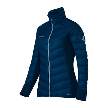 MAMMUT Flexidown Isolationsjacke Damen blau