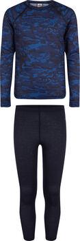 McKINLEY Yahto II / Yaal II Unterwäscheset blau