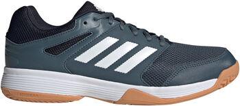 adidas Speedcourt Hallenschuhe Herren blau