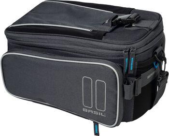 Basil  Gepäckträgertasche  grau