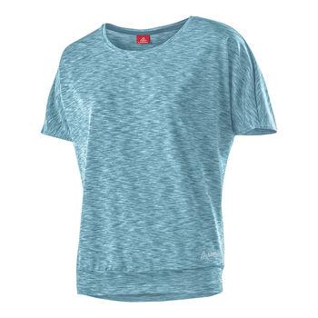 Löffler Da. Wing-Shirt Damen blau