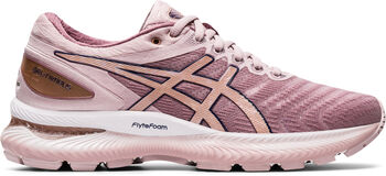 ASICS Gel-Nimbus 22 Laufschuhe Damen pink