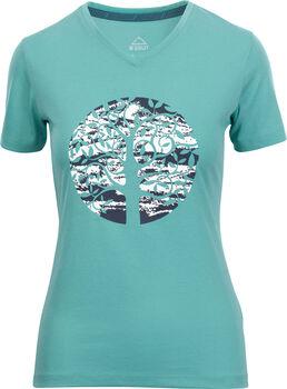 McKINLEY Mally T-Shirt Damen grün