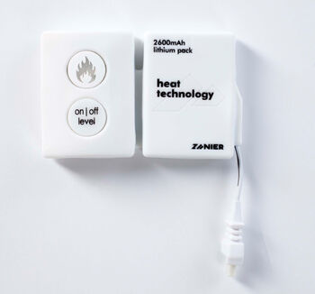 ZANIER Heat Battery weiß