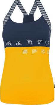 MARTINI Good Time Tanktop Damen gelb