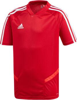 adidas Tiro 19 Fußballtrikot rot