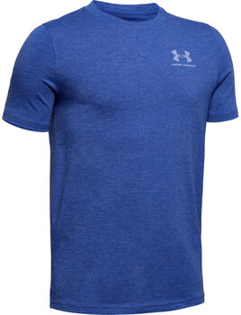Under Armour Charged Cotton T-Shirt blau