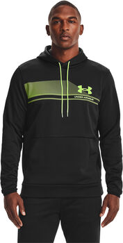 Under Armour Graphic Hoodie Herren schwarz