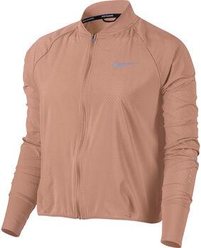 Nike  Jkt City Bomber Damen pink