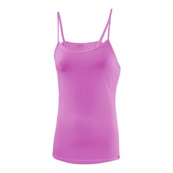 Löffler Da. Unterhemd Damen pink