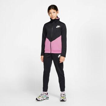 Nike Sportswear Core Trainingsanzug schwarz