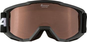 ALPINA Piney Skibrille schwarz