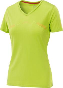 McKINLEY Milena T-Shirt Damen grün