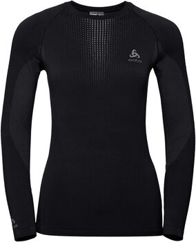Odlo Performance Warm Unterhemd Damen schwarz