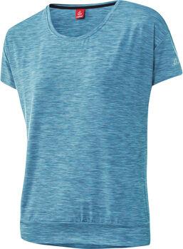 LÖFFLER Loose Rainbow T-Shirt Damen blau
