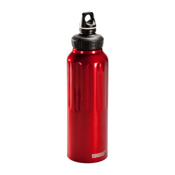 Sigg Wide Mouth Traveller Alu-Trinkflasche rot