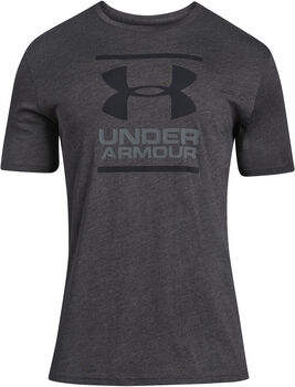 Under Armour GL Foundation T-Shirt Herren grau