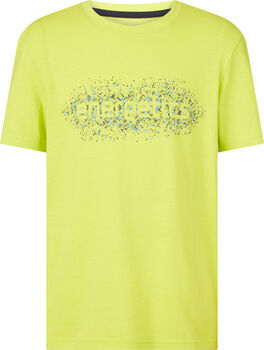 ENERGETICS Julius II T-Shirt gelb