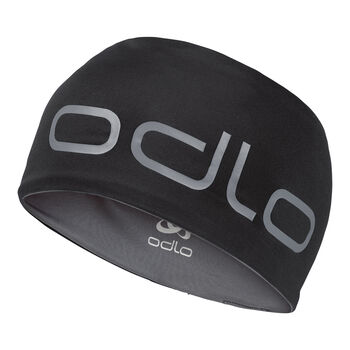 odlo Headband Ceramiwarm schwarz