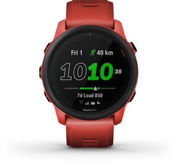 Garmin Forerunner 745 GPS Multisportuhr rot