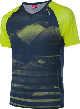 LÖFFLER Aero T-Shirt Herren grün