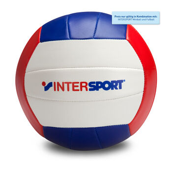 INTERSPORT Beachvolleyball rot