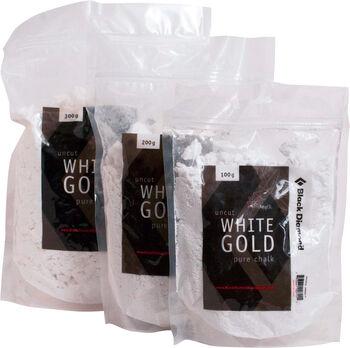 Black Diamond Loose Chalk Magnesium weiß