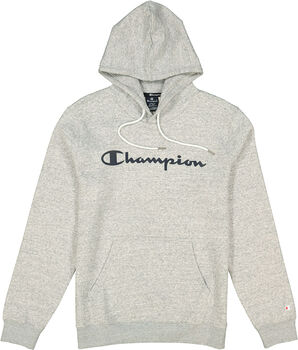Champion Hoodie Herren grau