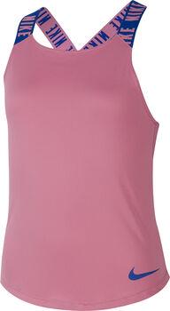 Nike Dri-FIT Elastika Tanktop Mädchen pink