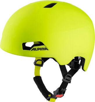 ALPINA Hackney Fahrradhelm gelb