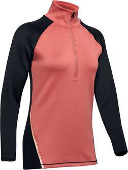 Coldgear® Langarmshirt mit Halfzip