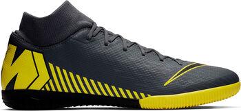 Nike Superflyx 6 Academy IC Hallenschuhe Herren grau