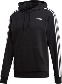 adidas Essentials 3-Streifen Hoodie Herren schwarz