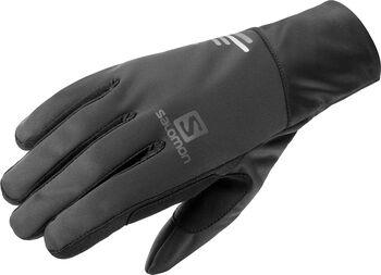 Salomon  EQUIPE GLOVE UErw. LL-Handschuhe schwarz