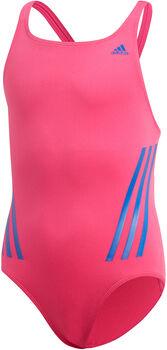 ADIDAS Pro V 3-Streifen Badeanzug pink