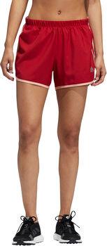 ADIDAS Marathon 20 Shorts Damen rot